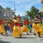 PHOTO Haiti Kanaval Jacmel 2016