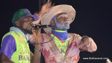 PHOTO: Haiti - Shabba Djakout #1 ak Tonton Bicha - Kanaval 2014 Gonaives